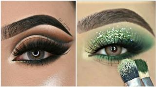 Melhores Tutoriais de Maquiagem para os Olhos😍 |Inspiração| #39💜New Eye Makeup Trends 2021
