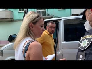 В Мариуполе сносили киоск