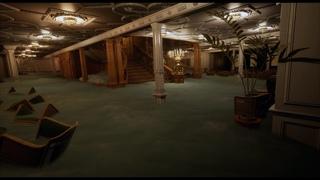 Затопление ресепшена на Титанике (Titanic: Honor and Glory Reception Sinking Demo 1.1)