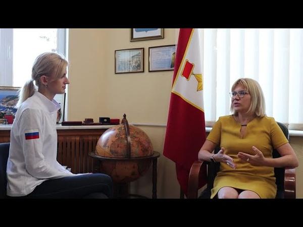 Член Общественной палаты РФ Наталья Кирюхина об общественном наблюдении на выборах в Севастополе