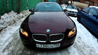 BMW E92 тех обслуживание