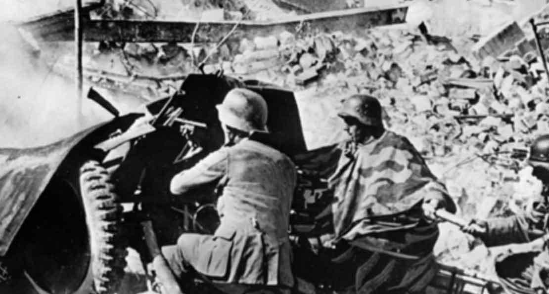 Немецкая артиллерия