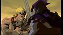 Batalha Insana He-Man vs Skeletor