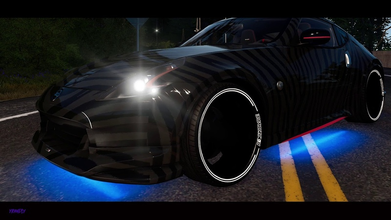 TheCrew2 Fast Cinematic Best Music Nissan 370z Style