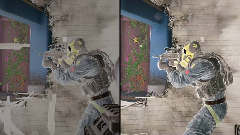 The Problem with Hitboxes, Headgears Replays — Rainbow Six Siege