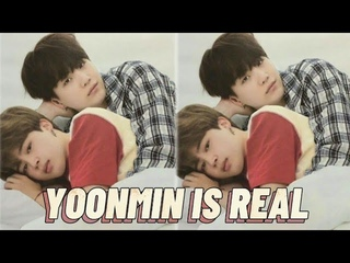 yoonmin moments that will make you soft (100%) pt6