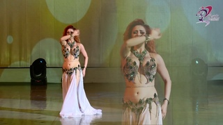 Oxana Bazaeva Belly Dancer    Hot /Belly dance show in  Egypt  ⁄اوكسانا  ⁄ Египет  ⁄Оксана Базаева