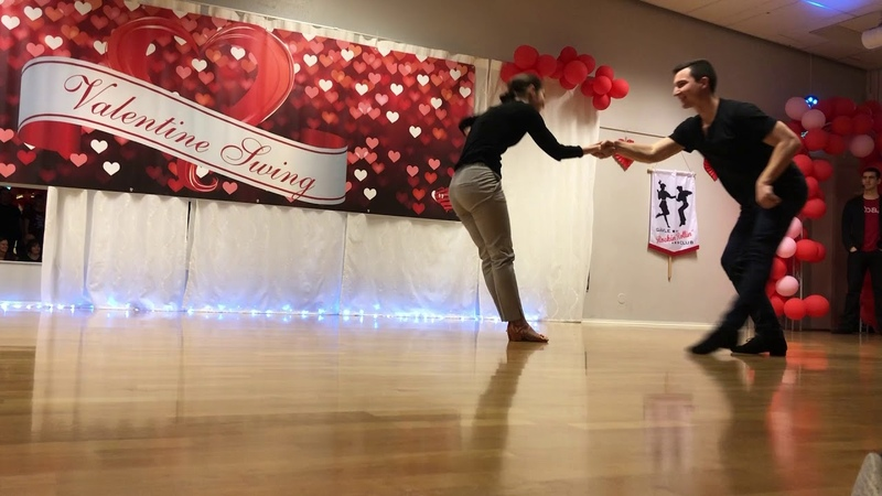 Semion Ovsiannikov Maria Elizarova Valentine Swing 2019 Pro Show Demo
