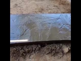 Как сделать самому дорожку на даче