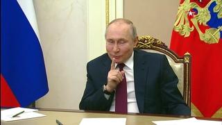 Кто как обзывается, тот так и называется - Путин ответил на слова Джо Байдена