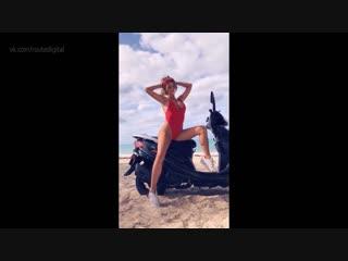 Sara jean underwood nude - bahamas trip - compilation days 1-4 (2018)