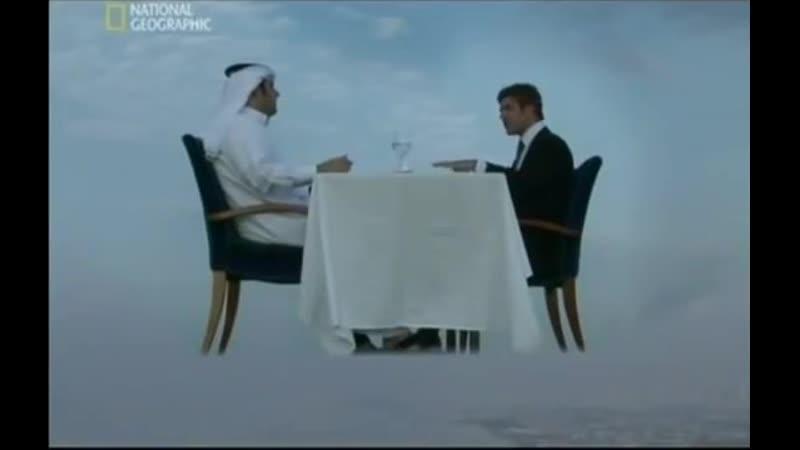 Суперсооружения_ Дворец мечты в Дубае (Бурж Аль Араб) Величайшее произведение человечества. Удивительная документальная история
