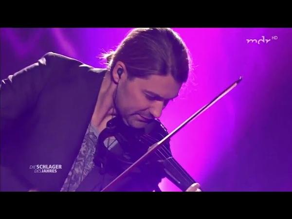 MDR DE 2 David Garrett Schlager des Jahres 2017 Prince Purple Rain
