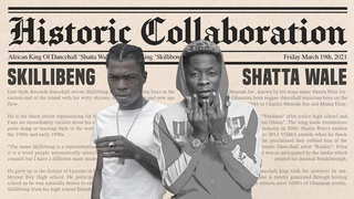 Shatta Wale, Skillibeng & Gold Up – Blow Up (Official Lyric Video)