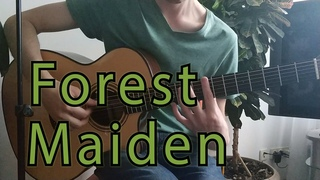 Forest Maiden (Everlasting summer) - Fingerstyle Guitar notes+tabs