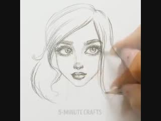Учимся красиво рисовать!