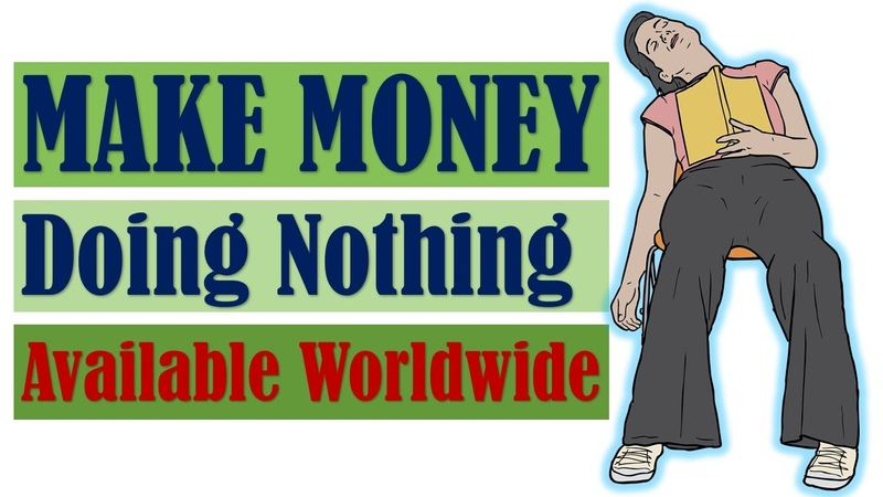Make money doing nothing Earn money online $10 a day Copy Paste Earn money online for free