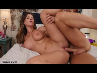 Hustl3r Emily Addison- I Fucked My Manny  Busty POV Cumshot Hardcore