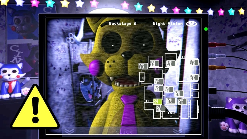 Golden Candy FOUND in Five Nights At Candy's Remastered Mod