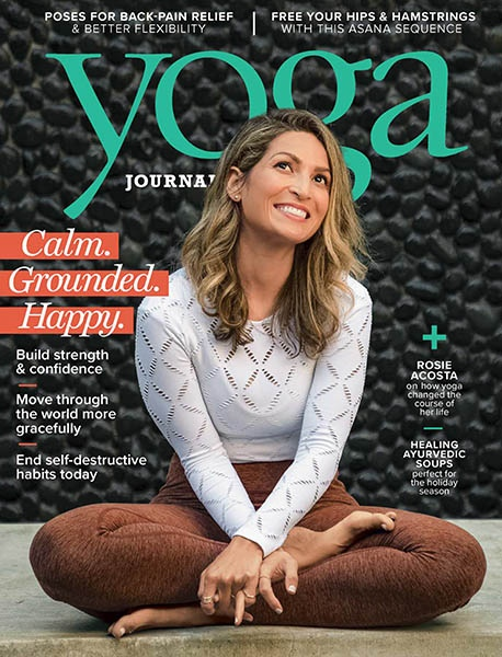 Yoga Journal USA 2018 12