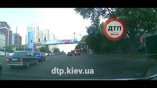 #Видео момента #ДТП #авария в Киеве на проспекте #Лобановского: