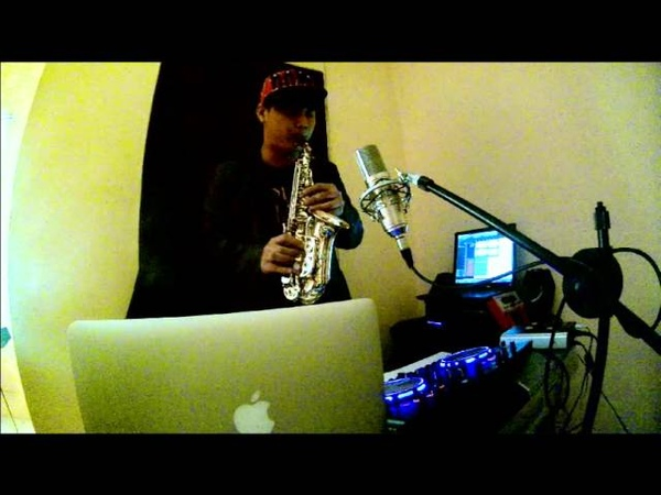 Appolo Hardwell feat Amba Shepherd Cover with Saxophone