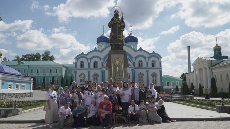 Добровольцы кинокомпании «Союз Маринс Групп» совершили паломническую поездку, изображение №3