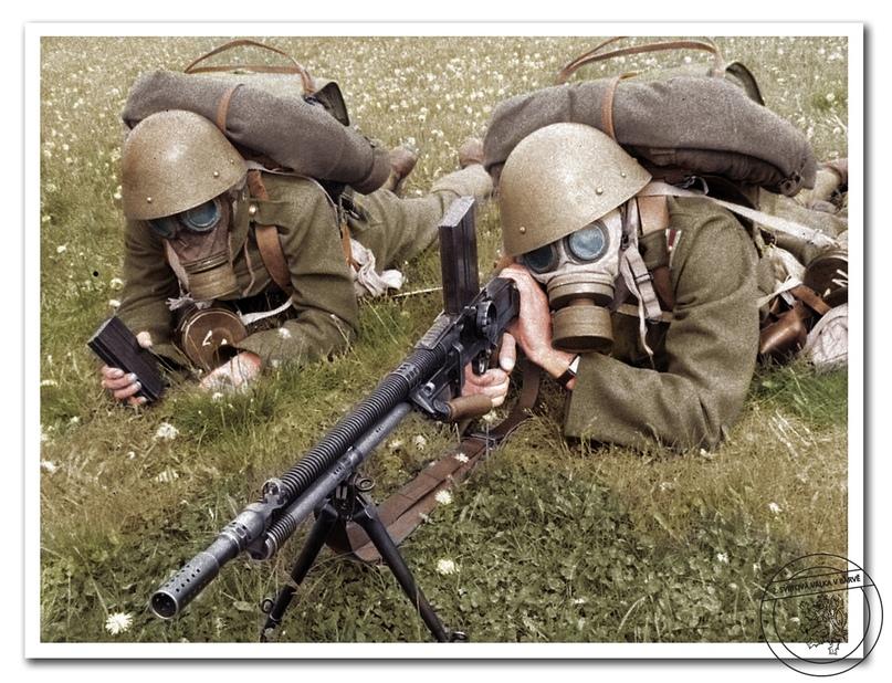 О чехословацкой армии образца сентября 1938 года., изображение №11