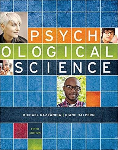 Michael Gazzaniga  Todd Heatherton  Diane Halpern - Psychological Science