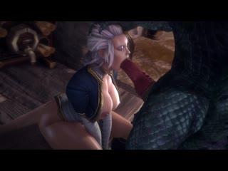 3102025 - Jaina_Proudmoore Lizardman Soul_Calibur Source_Filmmaker World_of_Warcraft animated noname55 sound webm