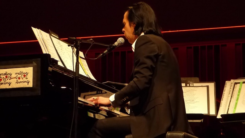 Nick Cave Waiting For You Ghosteen Eindhoven The Netherlands 2020 01 27 front row HD