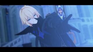【Genshin Impact MMD】Lost In Paradise【Dainsleif】