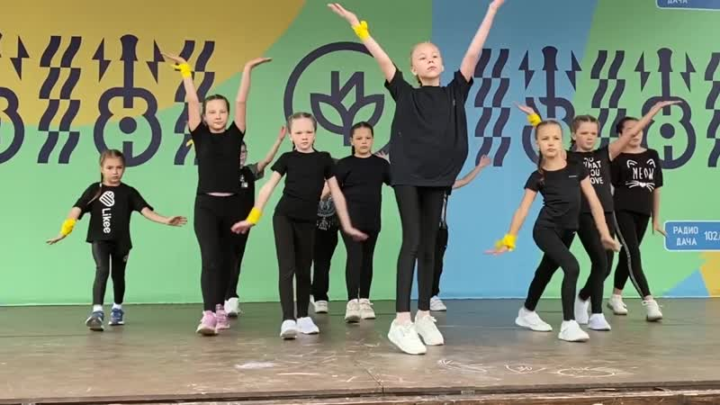 Летний танцевальный лагерь Dynamic Dance 2020