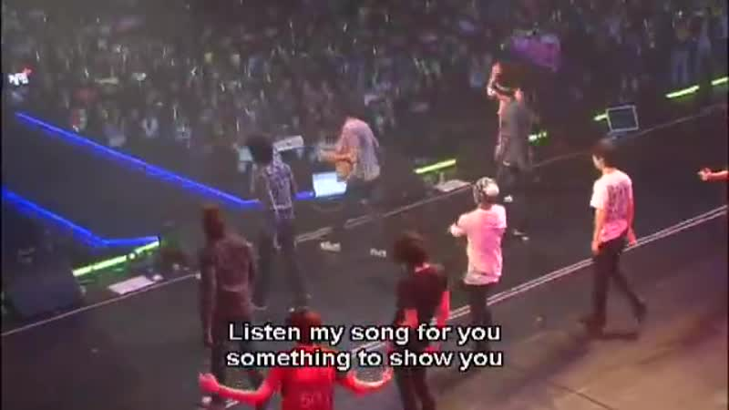 [Eng Sub] SS501 URMAN (Mini-Concert) Part 18 LAST PART