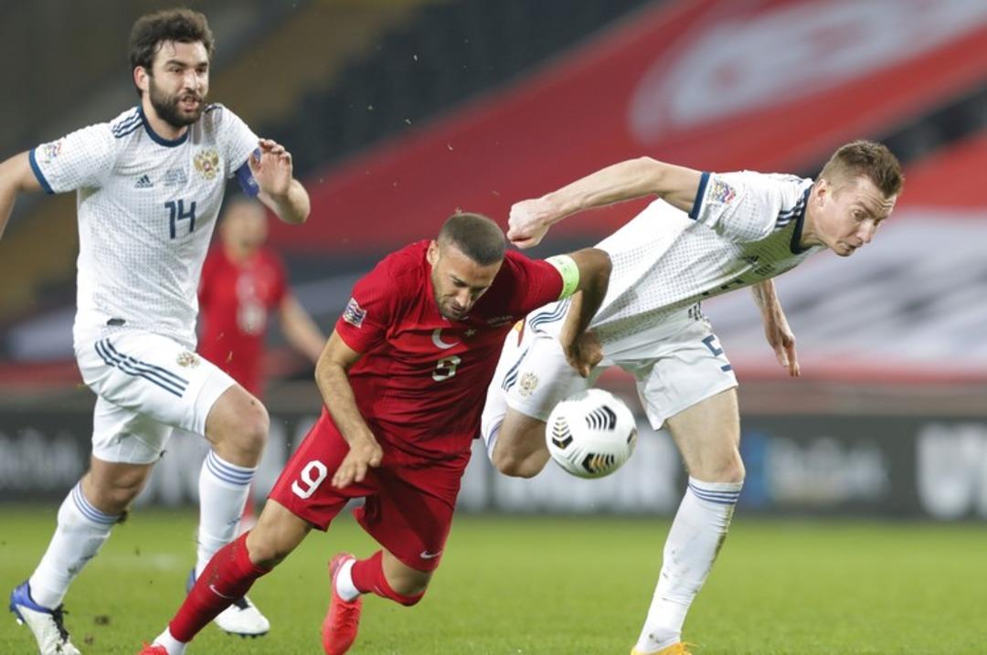 Турция - Россия, 3:2. Лига Наций. Эпизод с удалением Андрея Семенова