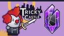 УНИЧТОЖАЮ КРИСТАЛЛЫ в ХИТРОМ ЗАМКЕ! Приключения Рыцаря в игре Tricky Castle