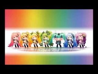 Nightcore - Colours Of The Rainbow (HD Lana Edit)