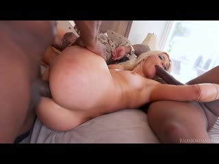 Double Black Penetration 3 S1 - Ashley Fires anal dp