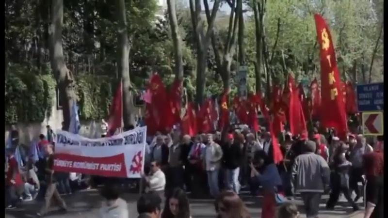 TKP Türkiye Komünist Partisi Yetmese de HAYIR