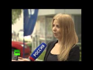 Выдворенная российская журналистка о методах работы украинских властей