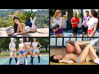 [TeamSkeet] Julie Kay, Tiffany Brookes, Alexis Rodriguez, Savannah Sixx, Chloe Foster - Breaking a Sweat