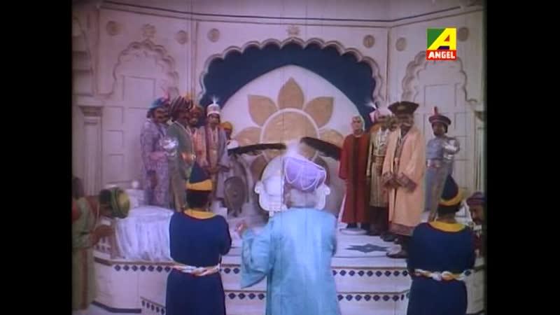 Возвращение Гупи и Багхи Goopy Bagha Phirey Elo 1991 Индия