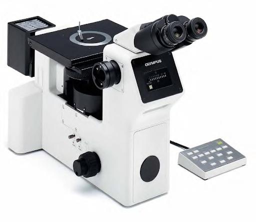 Инвертированные микроскопы, их конструкция и плюсы