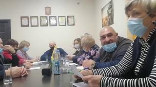 . совместное совещание депутатов района и города по ситуации с covid-19.