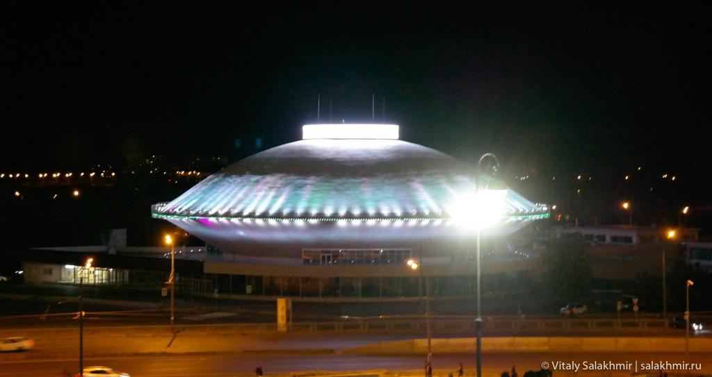Цирк в Казани, путешествие 2020