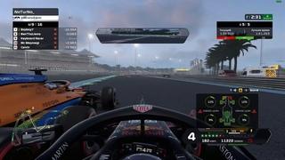 F1 2020 онлайн | Битва с BenTheLiama