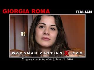 Giorgia Roma - интервью