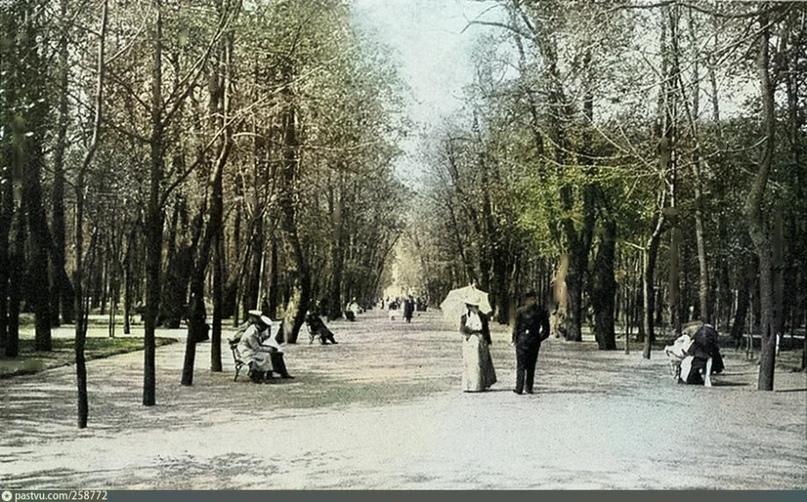 Эксклюзивные цветные фотографии Петербурга начала 20 века - часть 2, изображение №6