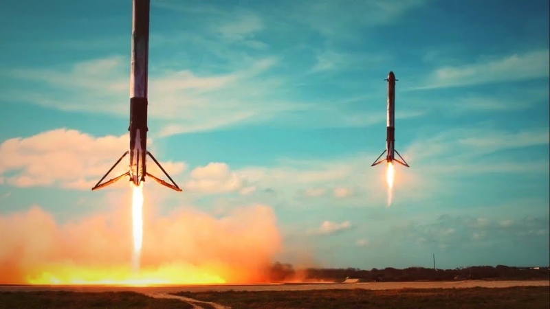 SpaceX Falcon Heavy Elon Musk's Engineering Masterpiece