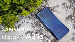 Ревю на Samsung Galaxy A21s